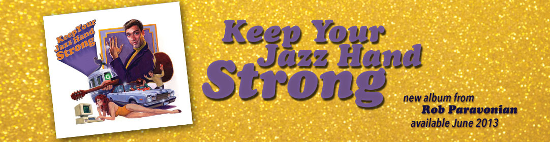Keep Your Jazz Hand Strong